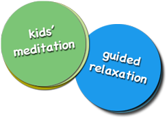 Bedtime stories, guided relaxation, children's meditation